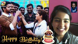 Amritha Aiyer Birthday Surprise! | Vijay, Nayanthara, Master, Kavin, Lift Movie, Bigil | Tamil News - 15-05-2020 Tamil Cinema News