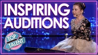 TOP INSPIRING Auditions From Around The World! | Got Talent ...