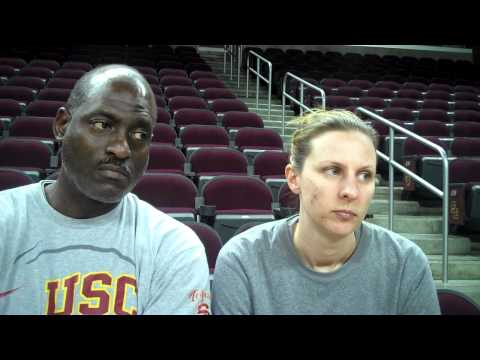 Michael Cooper, Mary Wooley interview