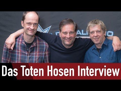 Die Toten Hosen zu Gast bei ROCK ANTENNE - Laune der Natur Interview