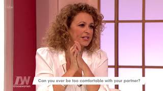 Anne Had to Respect Her husband's Barriers | Loose Women