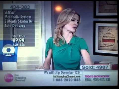 Norm Murray cracks up at Dayna Devon who doesn't know Canadian money on The Shopping Channel TSC