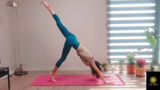 ( The yoga )…