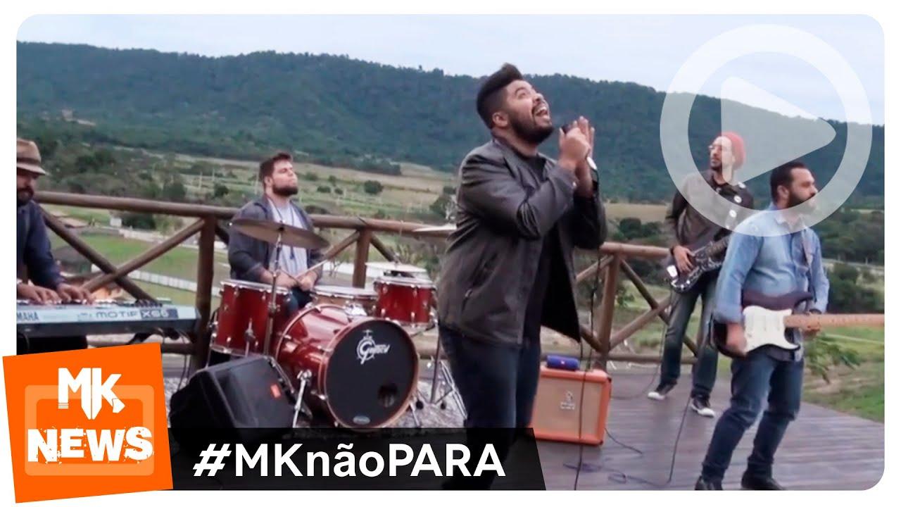 Gálbano - Bastidores da Gravação do Clipe Imaginar (#MKnãoPARA)