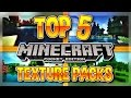 TOP 5 TEXTURES PACK FOR MCPE 1.1 - Minecraft PE Texture Packs (Minecraft Pocket Edition 1.1)