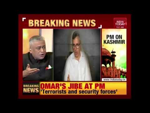 Omar Abdullah Takes A Dig At PM Modi