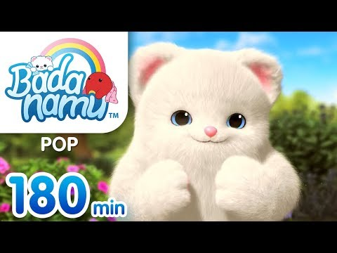 Badanamu Super Hits Vol 4 - 180min Nursery Rhymes and Kids Songs