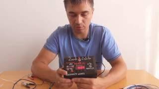 Інструкція до Вакуумметру Дінго - розповідає автор пристрою - Олексій Третьяков