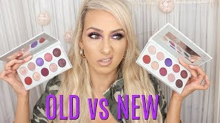 JACLYN HILL x MORPHE VAULT OLD vs NEW | What's Changed? | BLING BOSS