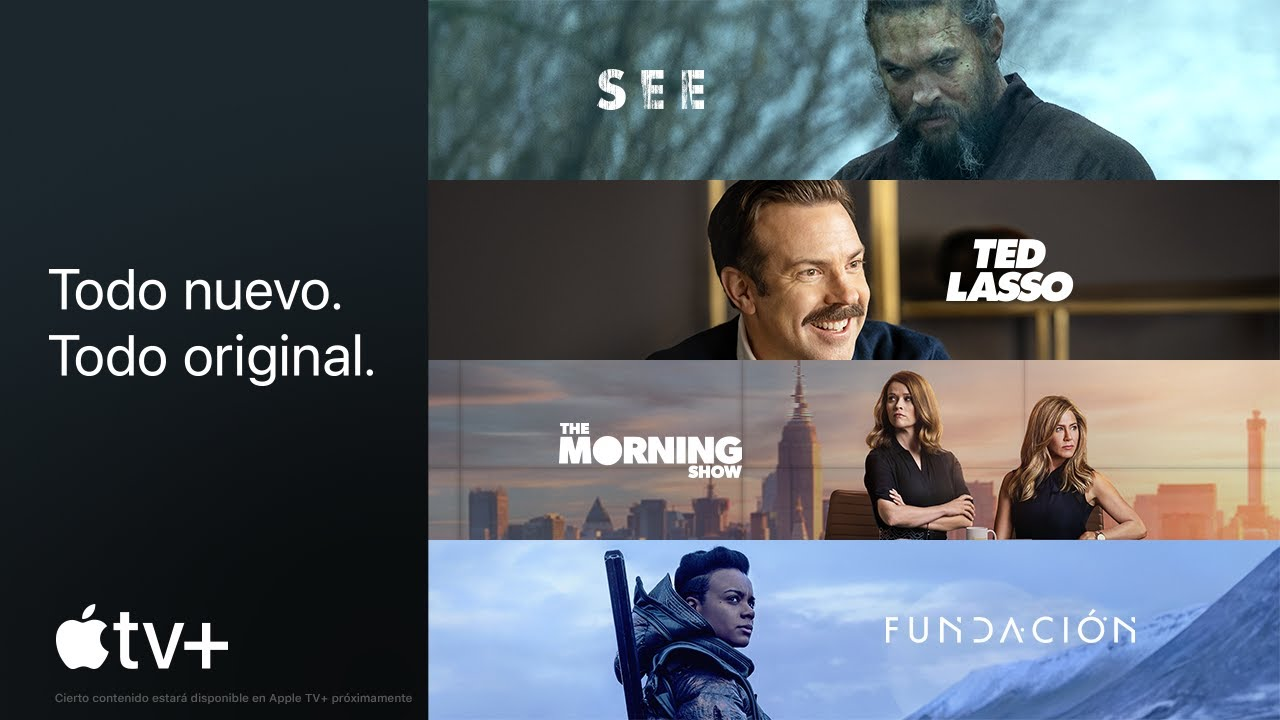 Apple Originals: estrenos de 2021 y más   Avance oficial Apple TV+