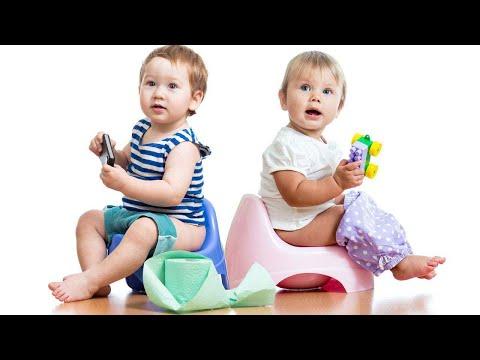 Do Boys Take Longer to Toilet Train? | Potty Training