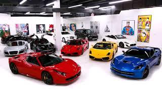 Exotic Car For Rent In Dubai