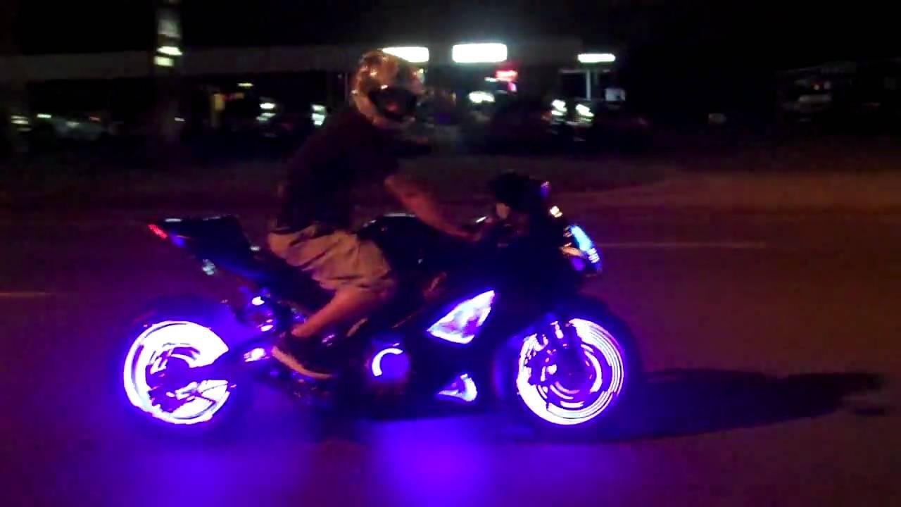 Hayabusa Gsxr Kawasaki Led Bike Light Kits By All Things