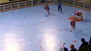 Inline Roller Hockey Rosario 2015    Czech Republic vs France