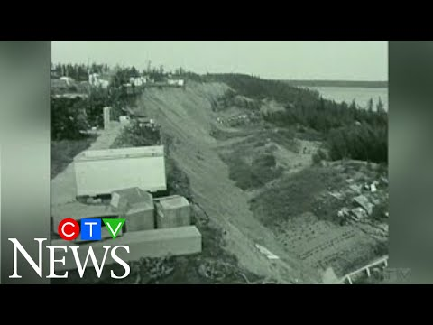 1968: Aftermath of deadly Fort Smith, N.W.T. landslide