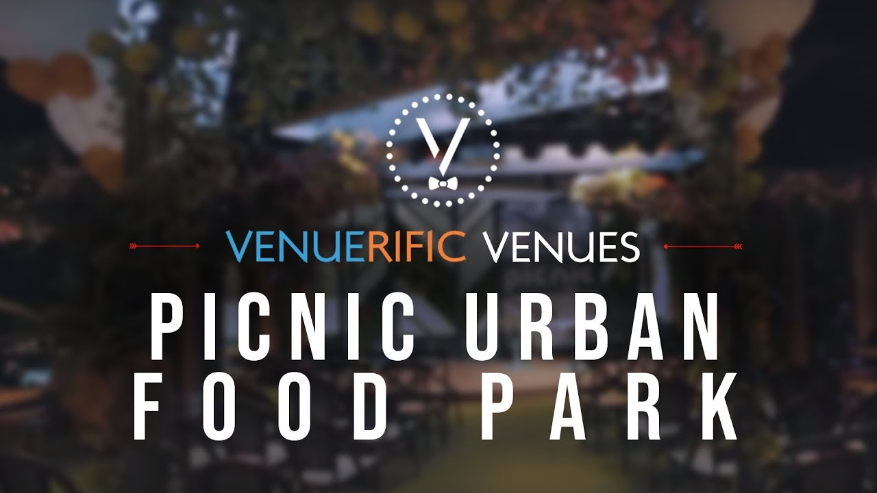 Picnic Urban Food Park - Singapore Unique Event Space ...