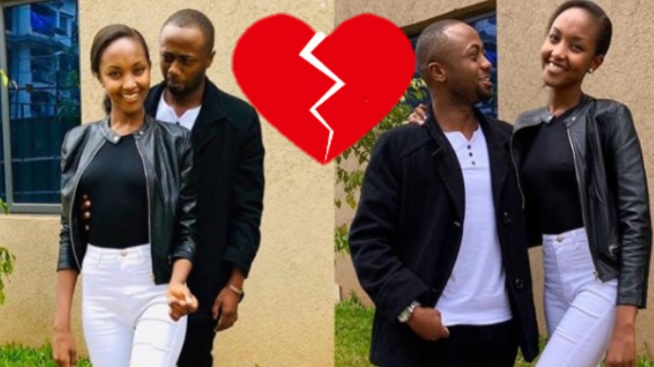 Jowie Irungu and wife Ella Musangi unfollow and deleted each others photos #Jowie #EllaMusangi