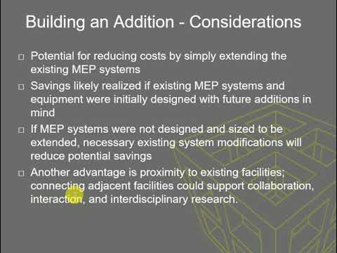 MSA 622 Lecture 7 Renovate Build Buy Lease