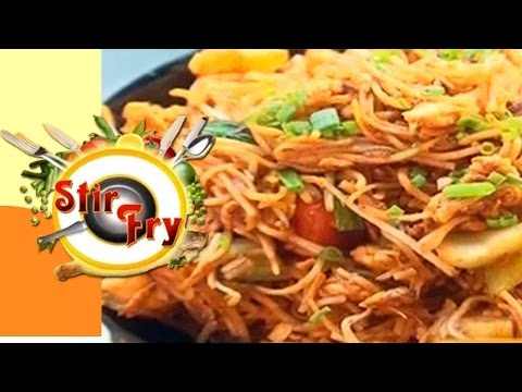 Stir Fry New Town Restaurant 11-04-17 Peppers TV Show Online