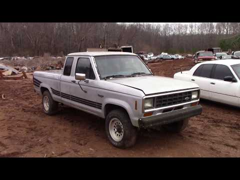 !?SCRAPPED?! 1988 Ford Ranger 4x4 !
