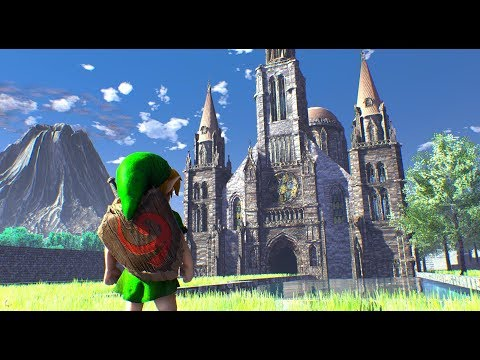Unreal Engine 4 [4.22] Zelda Ocarina Of Time #Update4 2019