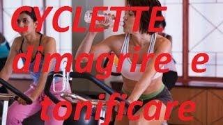 Allenamento CYCLETTE: Dimagrire e Bruciare Calorie