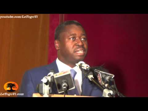 Faure GNASSINGBE donne rendez-vous dans 5 ans. Réélu avant même les présidentielles? [26/1/14]