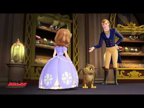 Sofia The First | The Amulet of Avalor | Disney Junior UK