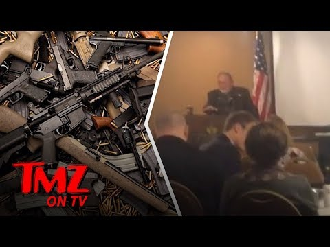 Congressman Don Young Says Arming Jews Could Have Prevented Holocaust | TMZ TV