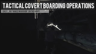Tactical Covert Boarding Operations