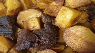 A Pot Meat & Potatoes