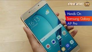 สัมผัสความเป็นที่สุดแห่ง A Series ด้วย Samsung Galaxy A9 Pro สมาร์ท...