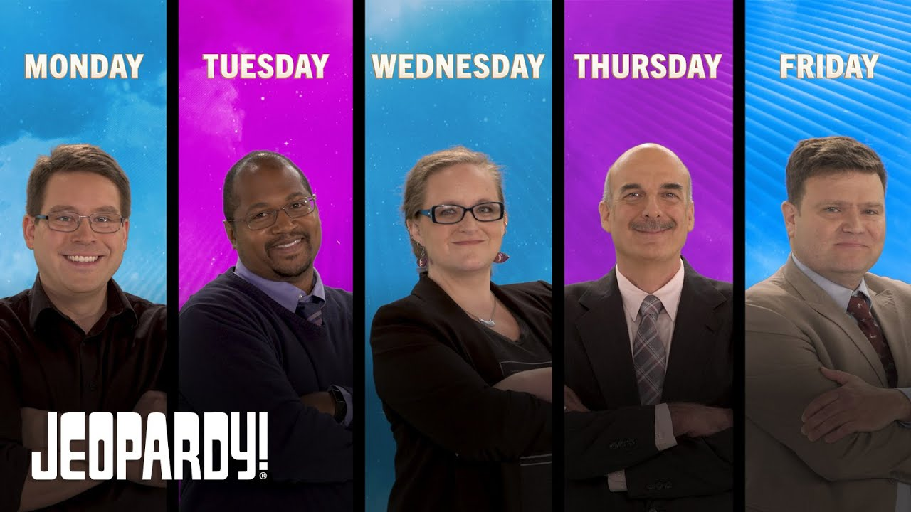Big Champions, Big Wins: Week 2 Lineup | JEOPARDY!