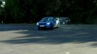 Subaru Impreza Sitaniec Zamość  Drift