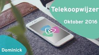 Dit zijn de beste smartphones van oktober 2016 - Telekoopwijzer