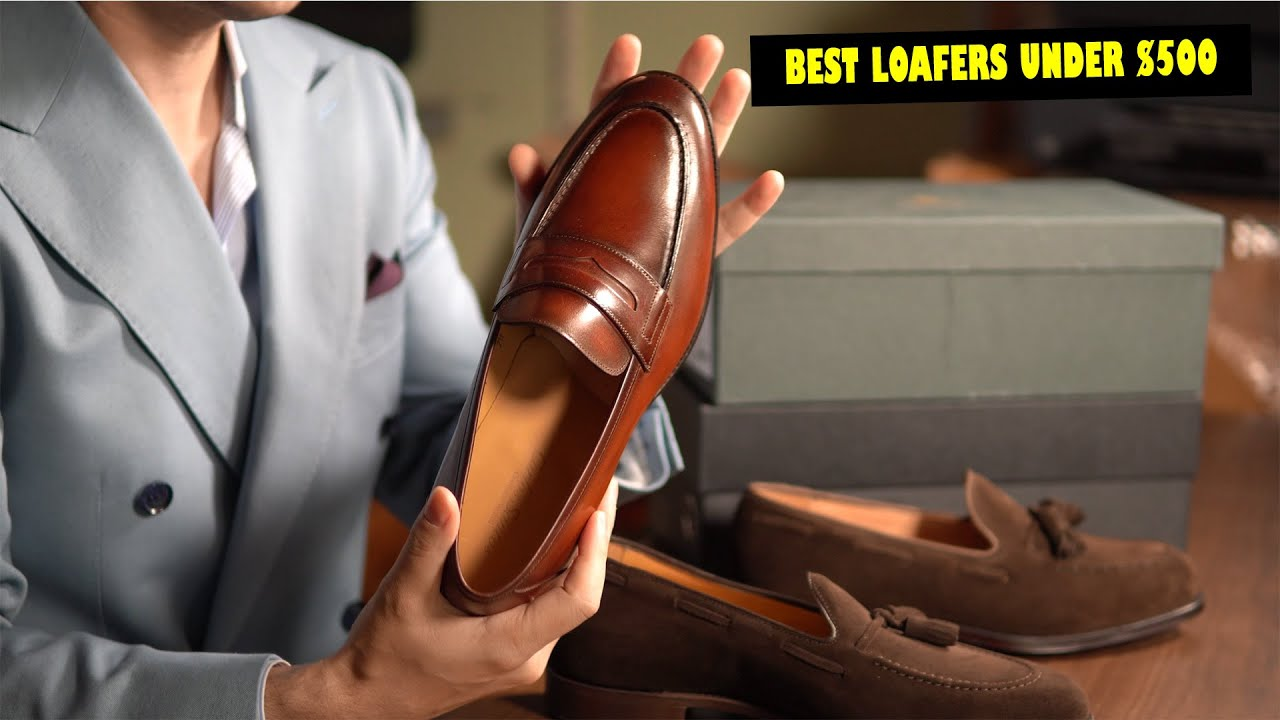 best loafers under 500