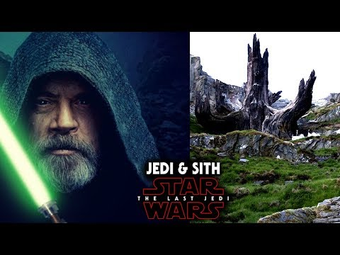 Download Youtube: Star Wars The Last Jedi - Journal Of The Whills On Jedi & Sith