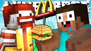 If McDonalds Took Over Minecraft