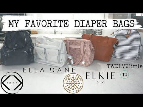 My Favorite Diaper Bags 12little H Elkie Ella Dane Kerikit