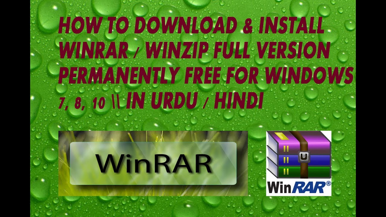 Free download winrar 6. 23 universal cracked latest version for.