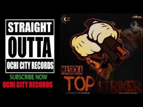 Masicka - Top Striker Yellow Moon Records