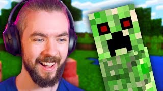 Playing Minecraft For The Very FIRST Time