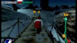1080° Snowboarding (Nintendo 64) Playthrough - Part 2