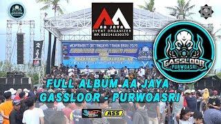 FULL ALBUM GASLOOR PURWOASRI - AA JAYA MUSIC - ADINDA SOUND SYSTEM
