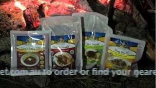 Happy Camper Gourmet With Pat Callinan 4x4 Adventures