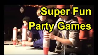 Super Fun Party Games - Easy To Set Up & Tons Of Laughs!
