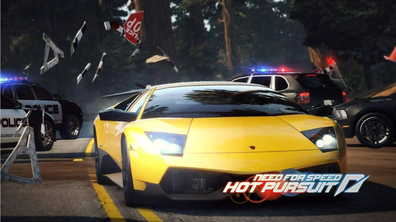 Need for Speed Hot Pursuit Soundtrack // Hadouken - Bombshock