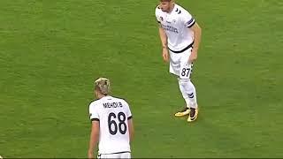 Konyaspor vs Salzburg 0-2 (GOALS HIGHLIGHTS) Europa League  2017-18