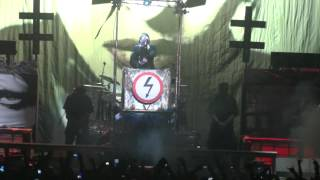 Marilyn Manson - King Kill 33 & Antichrist Superstar (Live in Las Vegas) HD