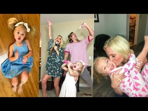 SAVANNAH & EVERLEIGH SOUTAS BEST MUSICALLYS 2017!!! *CUTEST MOM AND DAUGHTER*